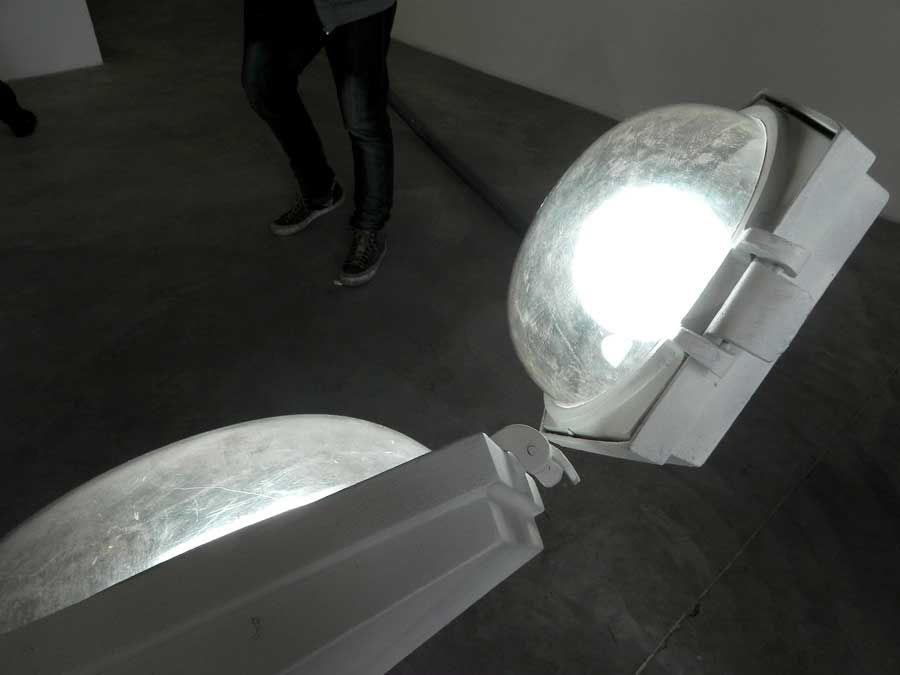 Yo adivino el parpadeo, de Federico Cantini, en Fundación Andreani.