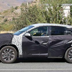 Hyundai Tucson (Fuente: Motor 1)