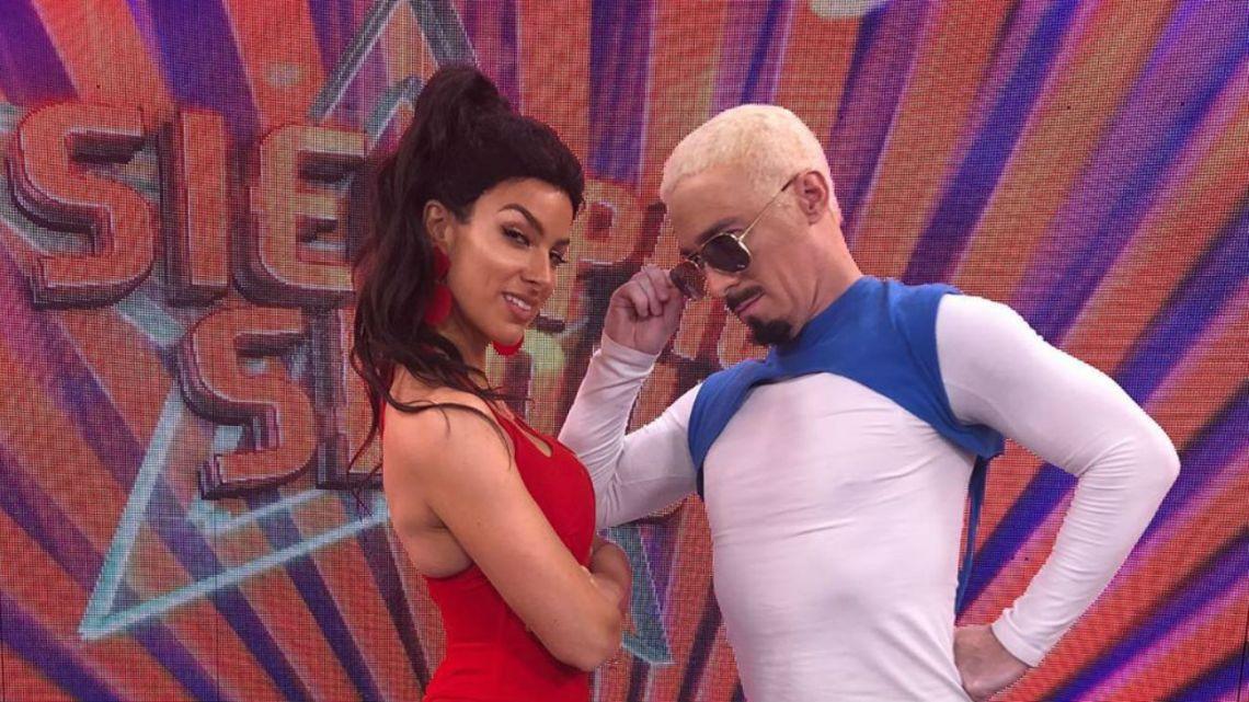 Ailén Bechara y Cae no quieren bailar más juntos: los motivos