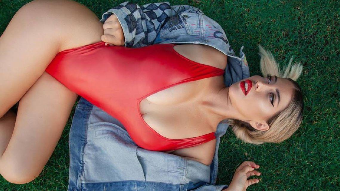 La sensual foto de Wanda Nara que se volvió viral
