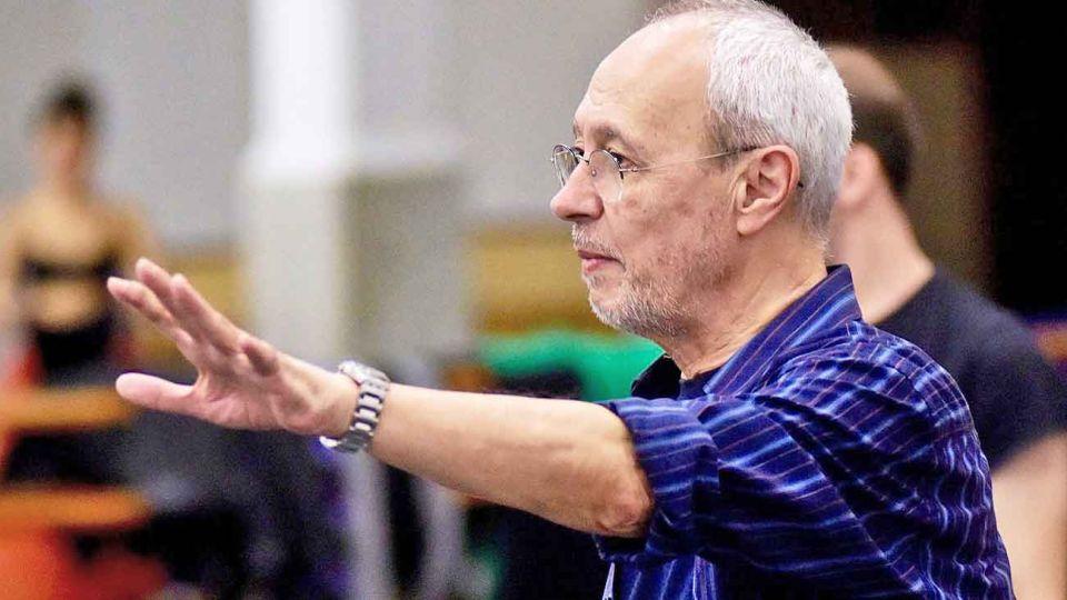 Talento. Oscar Aráiz, candidato a los Premios Kónex a la música clásica que se entregarán el próximo martes.