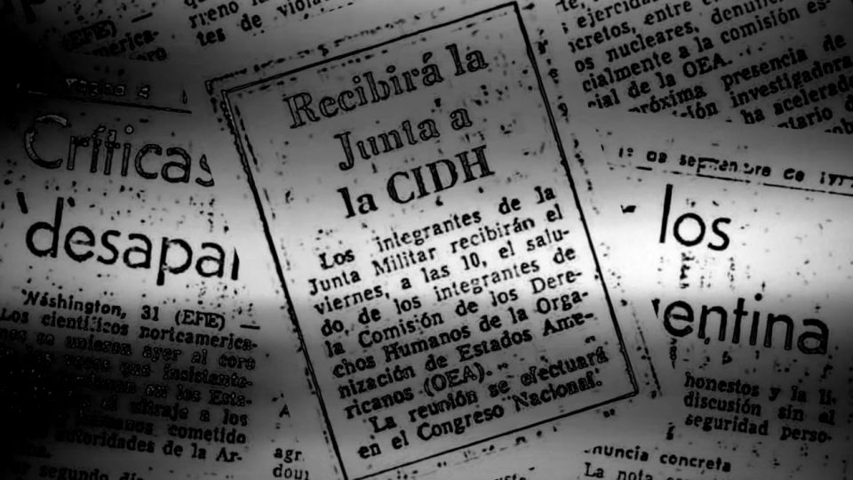 El documental a 40 años de la misión de CIDH en Argentina