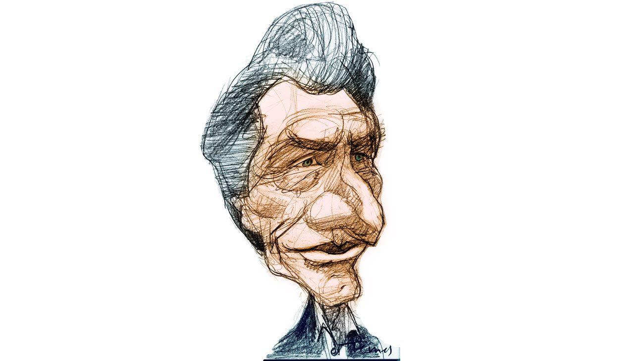 Otra rosca, Mauricio Macri.
