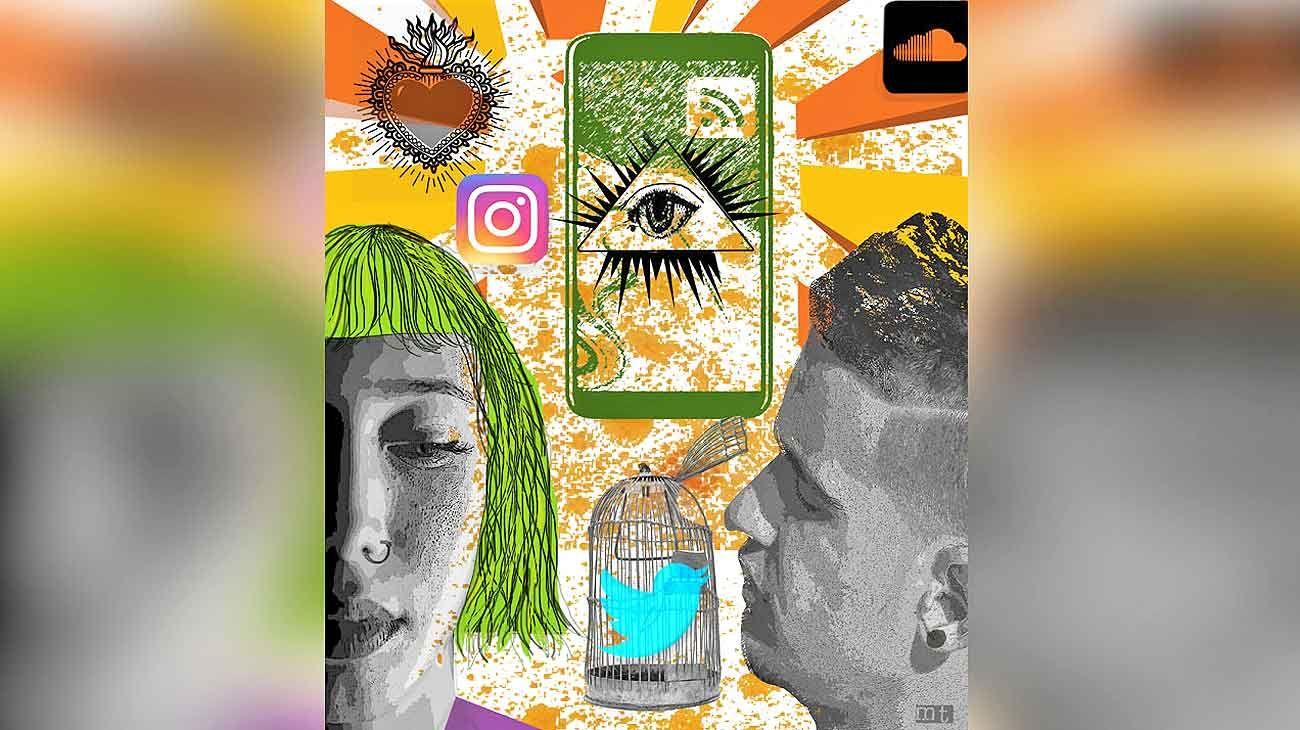 Tienen de 15 a 18 años, y la mayoría se define como ateo o agnóstico. Se profesan seguidores de la energía, las redes sociales o sus pares.