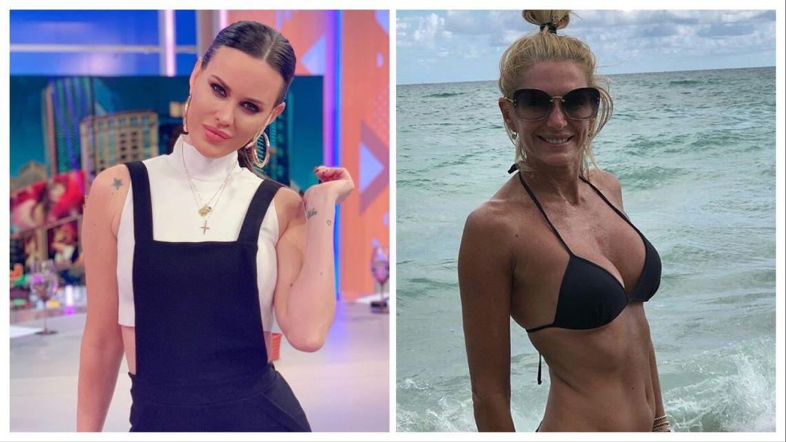 Natalie Weber no se banca a Yanina Latorre y la mandó a callar