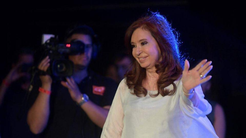 Cristina Kirchner presentó su libro Sinceramente en Posadas.