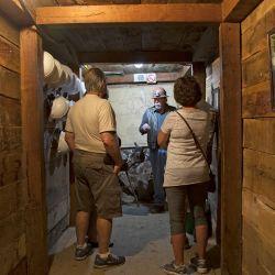 Otra de las aventuras que se pueden vivir es visitar una minas que permanecen abiertas en Virginia City, donde la fiebre de la plata cambió por completo su fisonomía.