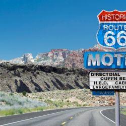Develamos siete curiosidades sobre la famosa Ruta 66