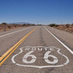"""Conocida como """"La Calle Principal de América"""" (The Main Street of America), la Ruta 66 permite recorrer Estados Unidos desde las Costa Este hasta la Costa Oeste."""