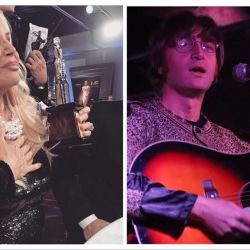 El John Lennon argentino con Susana