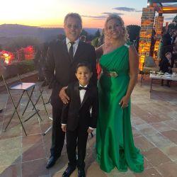 Las nuevas fotos de la boda de Simeone