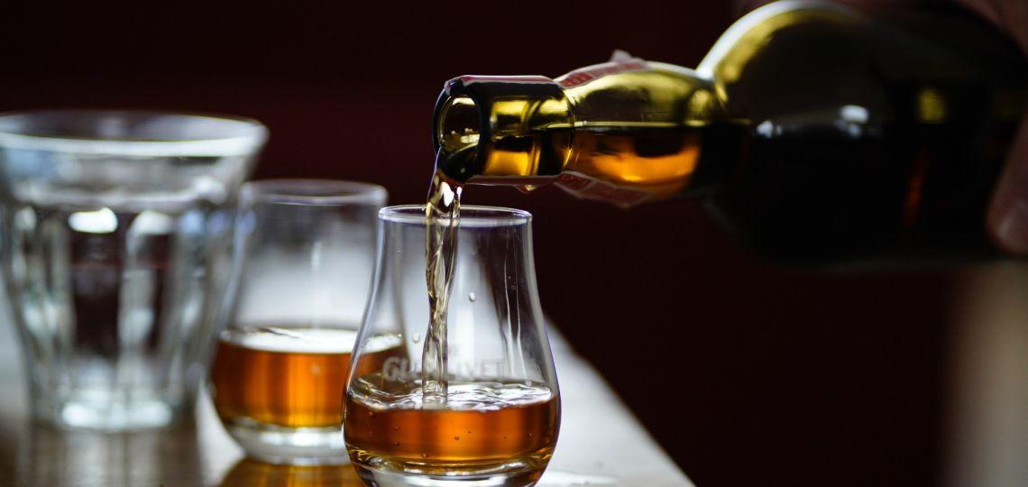 El whisky es cosa de chicas