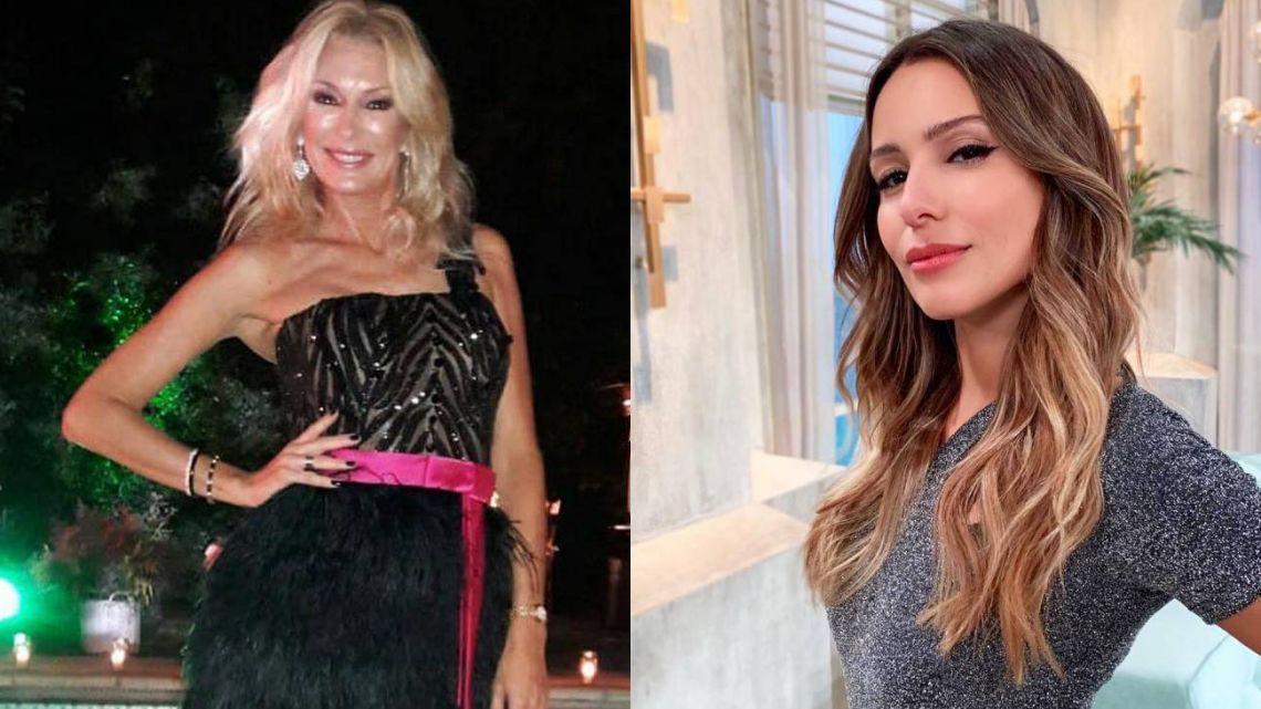 El picante reclamo de Pampita a Yanina Latorre