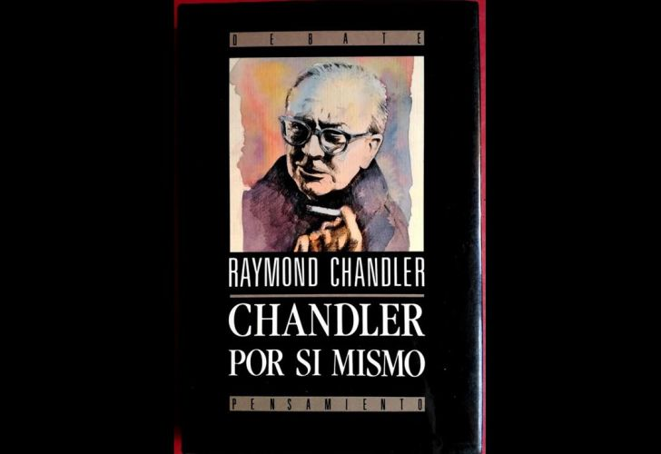 Raymond Chandler 20190909