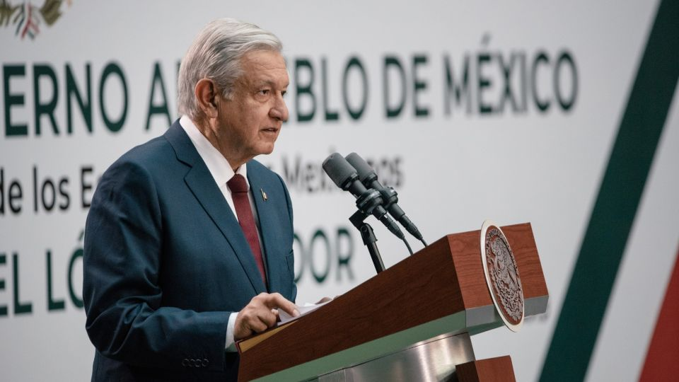 President Lopez Obrador Holds First Annual Report On State Of The Nation