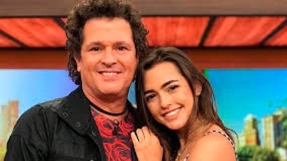 El desnudo de la hija de Carlos Vives que se hizo viral