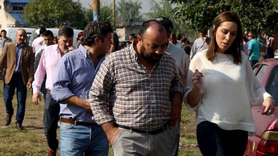 Lalo Creus militaba en la CCC y ahora tiene vínculos aceitados con Vidal y con funcionarios nacionales.