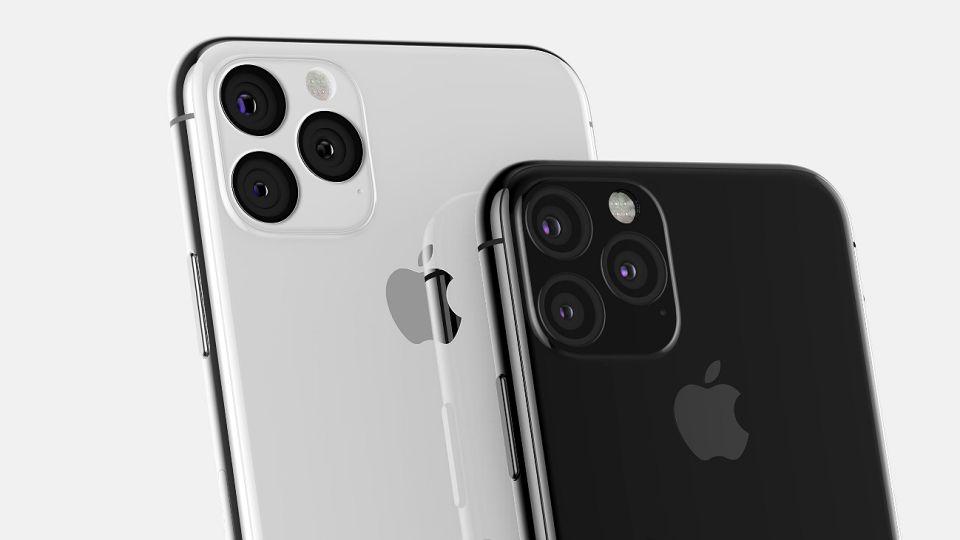 Un boceto de cómo se cree que podrá ser el nuevo iPhone Pro.