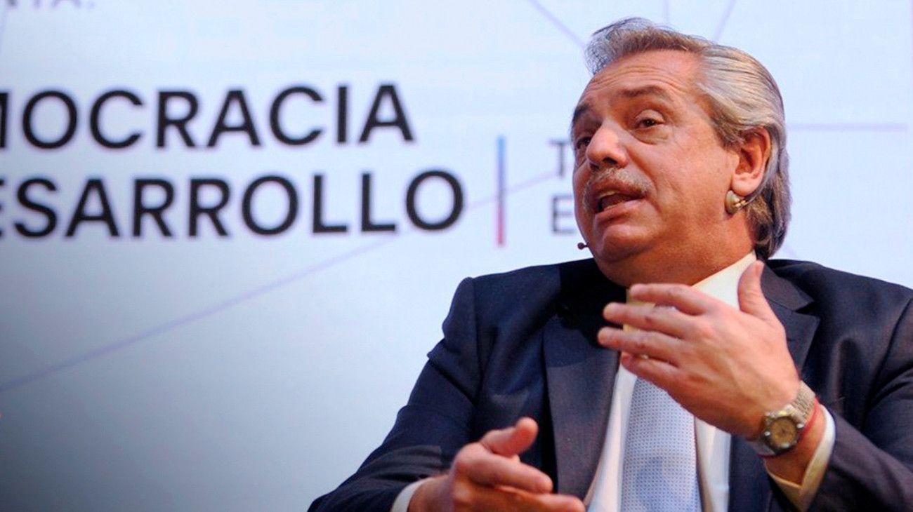 """Javier Timerman asegura que el """"mercado va a apoyar"""" a Alberto Fernández"""