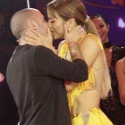 Flor Vigna y Mati Napp en el Súper Bailando