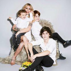 Florencia Peña habla de la relación son sus hijos y sus planes de casamiento