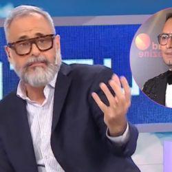 Jorge Rial y Fabián Medina Flores