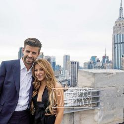 La mini Luna de Miel de Shakira y Gerard Piqué en Nueva York