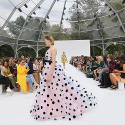 Las mejores tendencias del look de Carolina Herrera