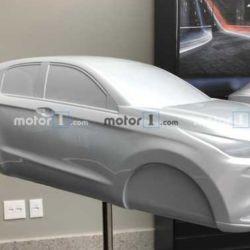 SUV basado en el Fiat Argo
