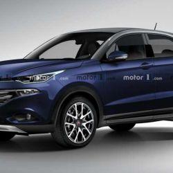 SUV basado en el Fiat Argo (fuente: Motor 1)