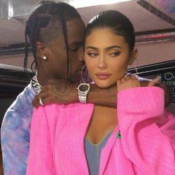 ¡Totalmente desnuda! Kylie Jenner posó para playboy con Travis Scott