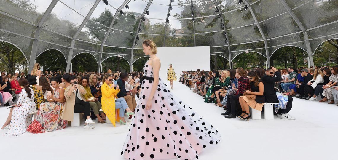 10 looks de la nueva colección de Carolina Herrera que tenés que conocer