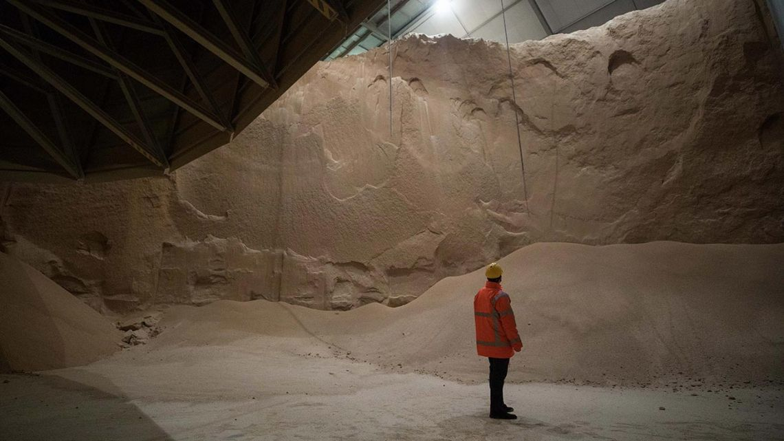 China is opening the door to soybean meal shipments from Argentina, the world's biggest exporter of the animal feed.