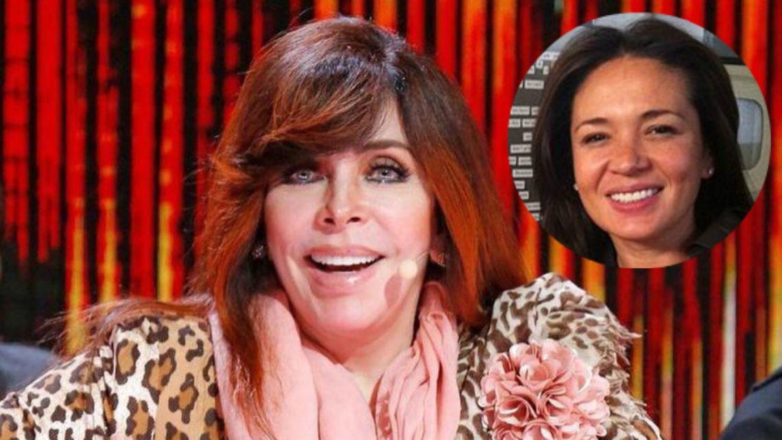 Verónica Castro aclaró las versiones de su casamiento con una mujer