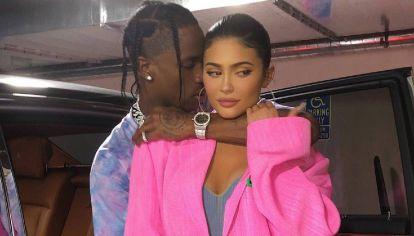 Kylie Jenner y Travis Scott, reconciliados: la foto que lo comprueba