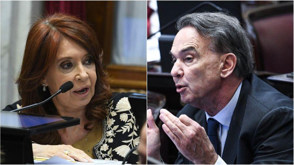 Cristina vs. Pichetto. El oficialismo impulsa el debate de candidatos a vice.