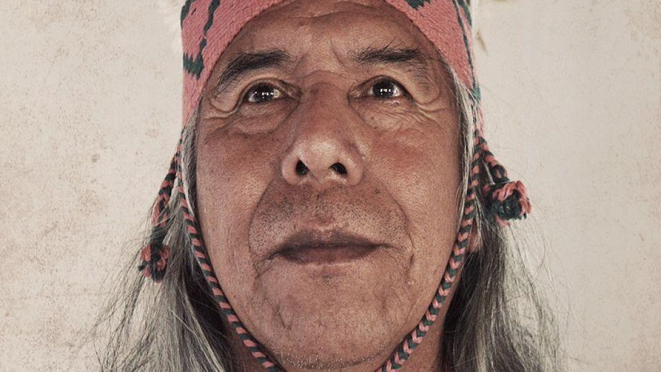 QARASHE. Félix Díaz, líder de la comunidad Potae Napocna Navogoh.