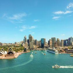 Sidney se destaca por ser una urbe diseñada en comunión con la naturaleza.