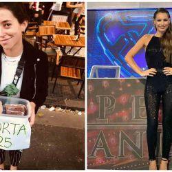 """Pampita se declaró a Leticia Siciliani: """"Si un día voy por las chicas te doy una chance"""""""