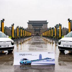 Dos Aiways U5 entraron al Libro Guiness por el viaje más largo realizado por un prototipo eléctrico.