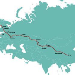 La travesía de 15.022 kilómetros comenzó el 17 de julio y finalizó el 7 de septiembre.