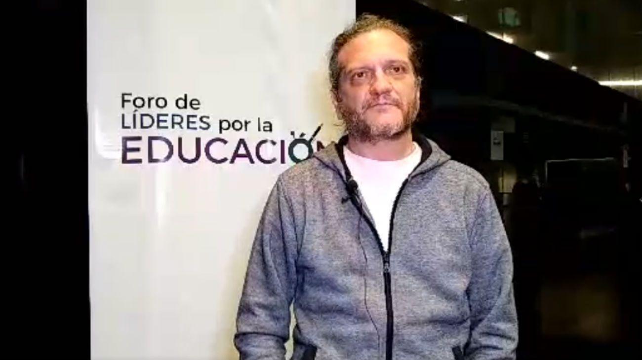 El filósofo Darío Sztajnszrajber.