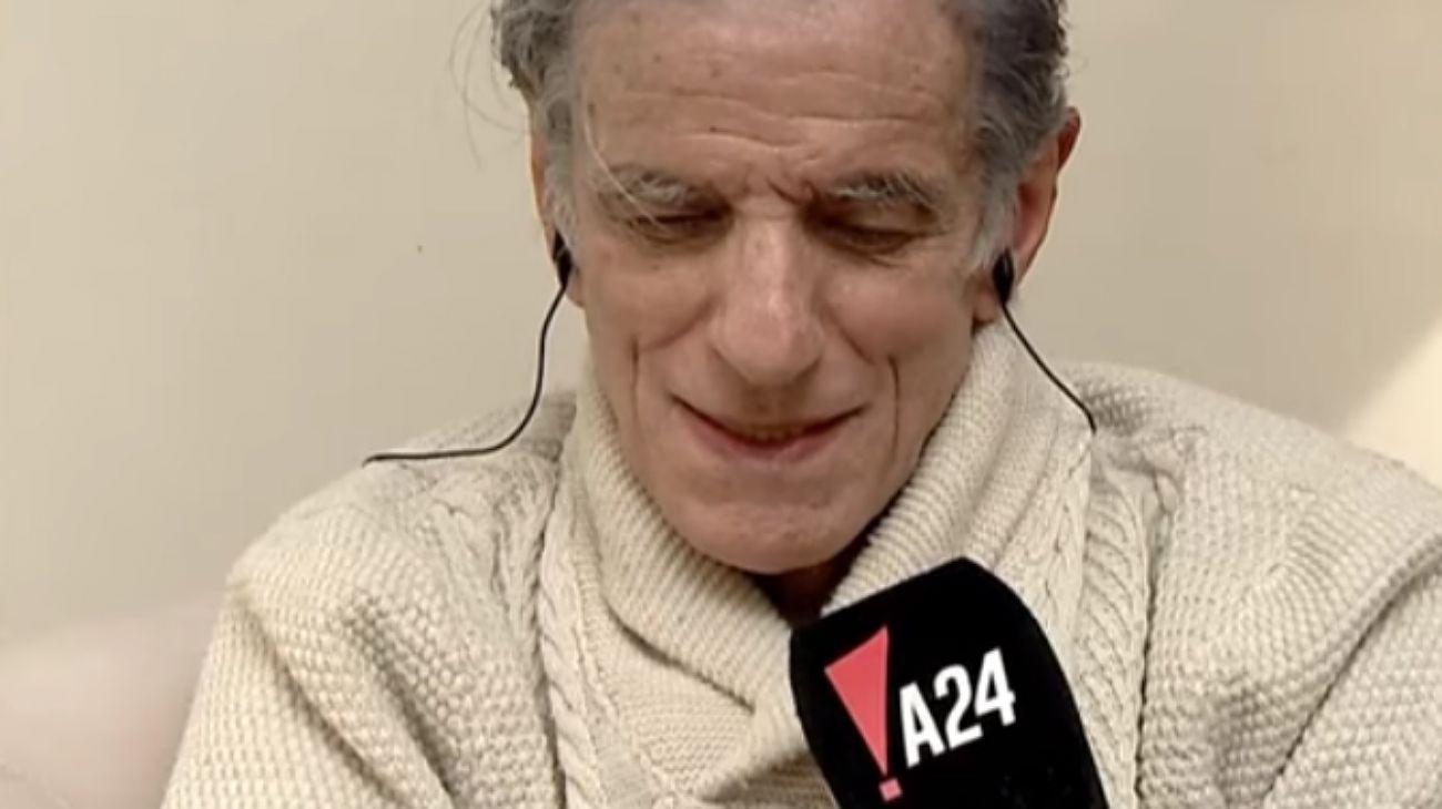 """Juan José Sebreli en """"La Cornisa"""""""