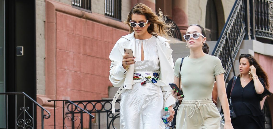 "New York Fashion Week: los looks que revolucionaron el ""street style"""