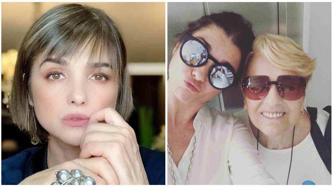 El emotivo recuerdo de Araceli González a su mamá a un año de su muerte