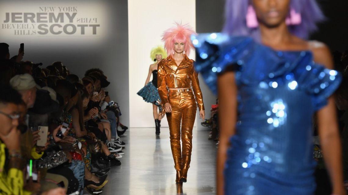 Las 27 mejores fotos de New York Fashion Week