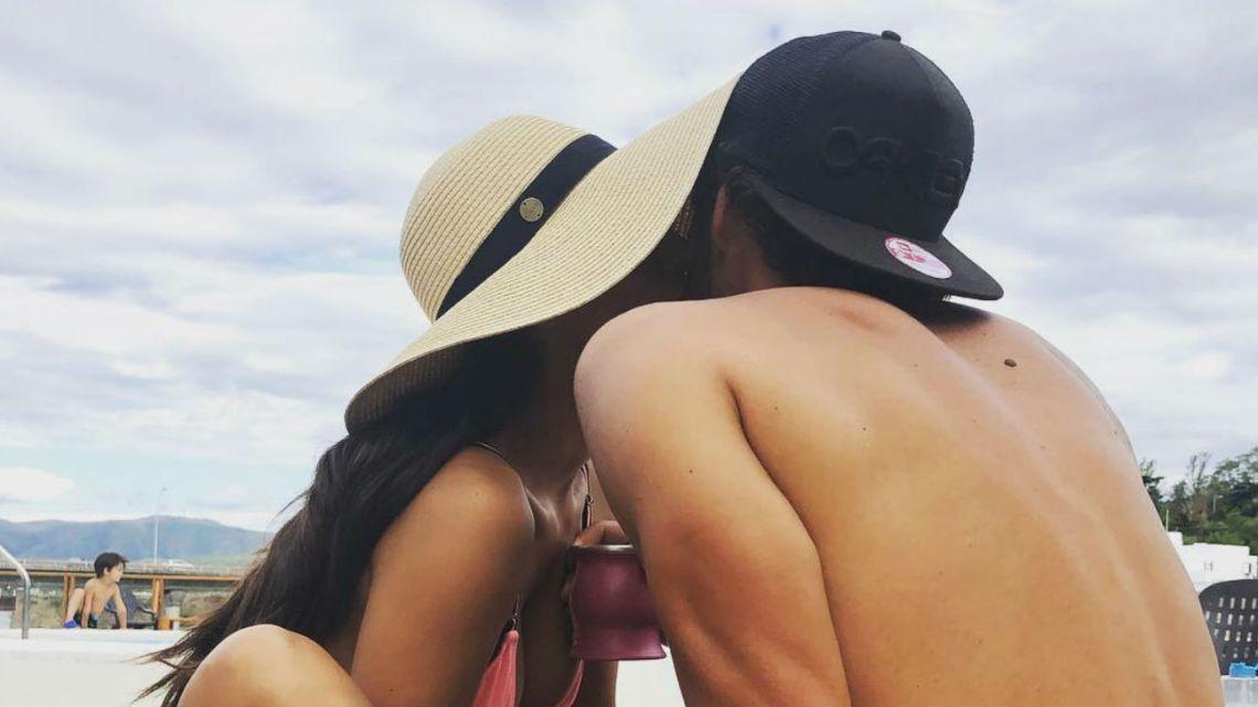 Silvina Escudero reveló el verdadero motivo por el que no muestra la cara de su novio
