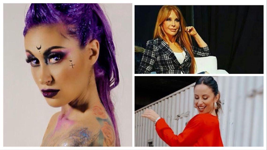 Tamara Gala destrozó a Graciela Alfano y a Lourdes Sánchez