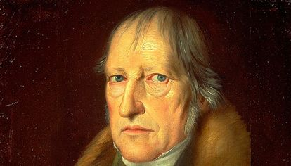 Georg Wilhelm Friedrich Hegel (Stuttgart, 1770–Berlín, 1831)