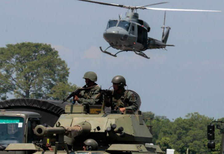 guerra venezuela maduro colombia